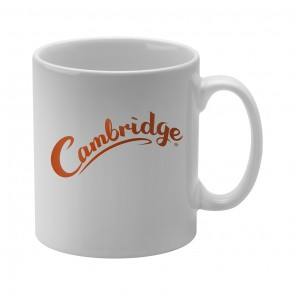 promotional cambridge porcelain mugs KER-DURBPO