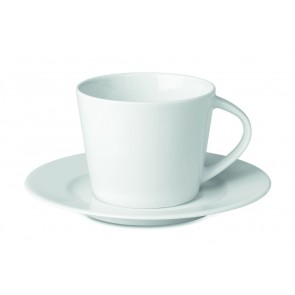 promotional cappuccino cups and saucers MOB-MO9080