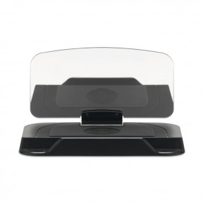 promotional car hud display and wireless chargers MOB-MO9409