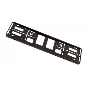 promotional car number plate surround   premium SEU-HP8531