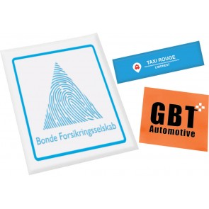 promotional car window sticker   small SEU-HP8520