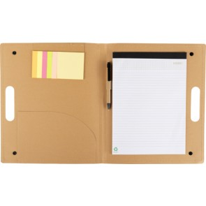 promotional cardboard writing folder IME-8569