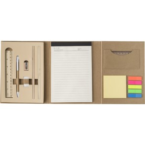 promotional cardboard writing folders IME-8273
