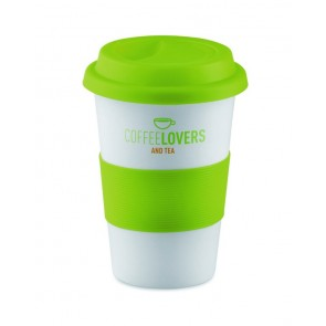 promotional ceramix mugs with silicone parts MOB-MO7683
