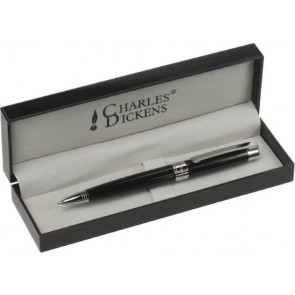 promotional charles dickens lacquered ballpens IME-5986
