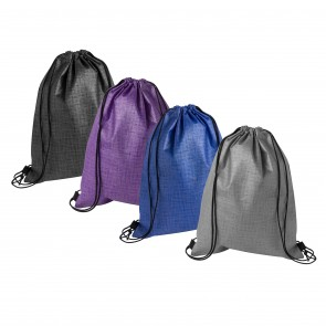 promotional checker non   woven sports bag ADP-403081