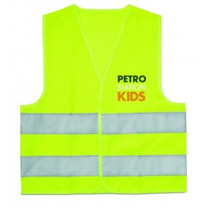 promotional children hi vis vests MOB-MO7602