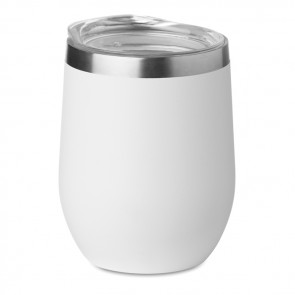 promotional chin chin 300ml double wall mugs MOB-MO9597