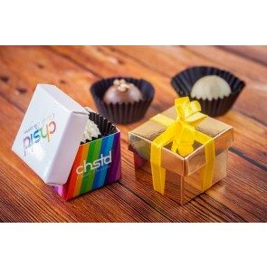 promotional chocolate in present boxes IMC-C-0237