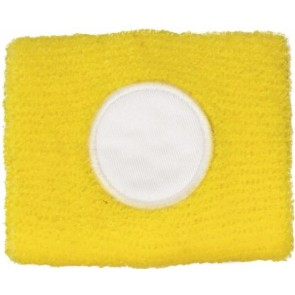promotional circle centre sweatbands IME-9078