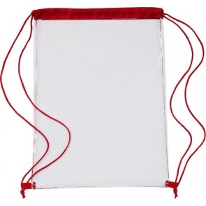 promotional clear drawstring bags IME-0927