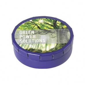 promotional click tins with mints IMC-C-0106