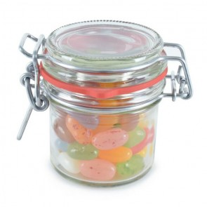 promotional clip top jar sweets  LTX-XF007