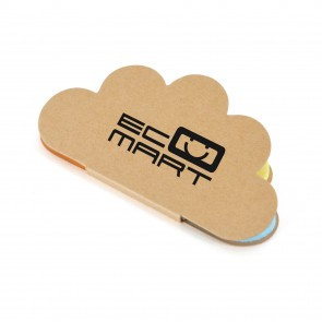 promotional cloud sticky notes LTX-SS0305