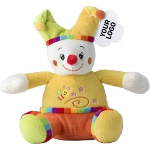 promotional clown plush toys IME-5954