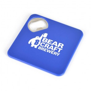 promotional coasters with bottle openers LTX-RC0128