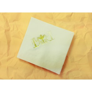 promotional cocktail napkins 24cm (2 ply) AJP-NAP-24