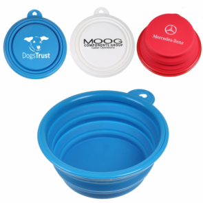 promotional collapsible dog bowl PMT-UDB10