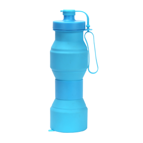 promotional collapsible hourglass bottles MDF-MFL-K9
