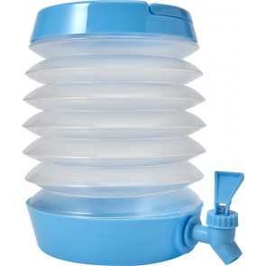promotional collapsible plastic beverage dispenser IME-7847