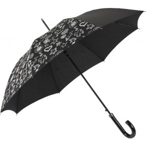 promotional colour changing automatic umbrella IME-8973