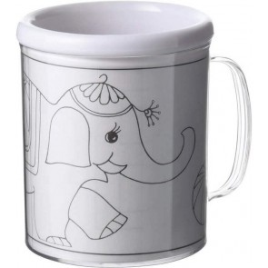 promotional colour me mugs IME-2980