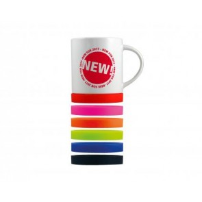 promotional colourcoat silicon base mug LSW-12155NON