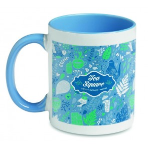 promotional coloured sublimation mugs MOB-MO8422