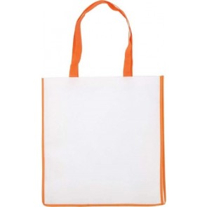 promotional coloured trim shopping bags IME-3610