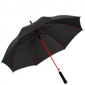promotional colourine hook handle umbrellas TUC-1083