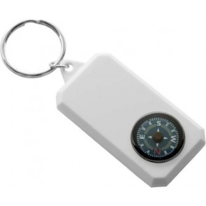 promotional travel compass keyrings IME-2540