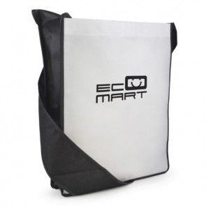 promotional contrast mesenger bags BHQ-QB0589