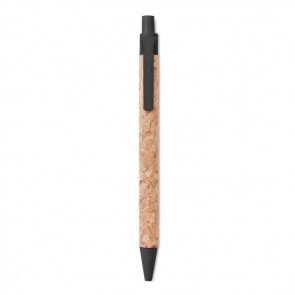 promotional cork ballpens MOB-MO9480
