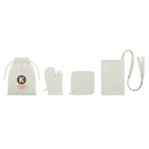 promotional avental original cotton kitchen sets  MOB-MO9113