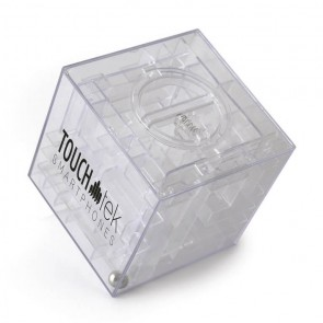 promotional cube shaped money boxes LTX-SS0270