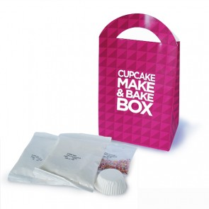 promotional cupcake make & bake boxes BIT-M12737