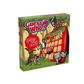 promotional custom guess who? games WNM-GUESSWHO
