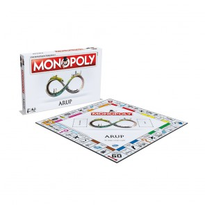 promotional custom monopoly games WNM-MONOPOLY