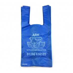 promotional custom printed dog poop bags JRB-CUSTOM