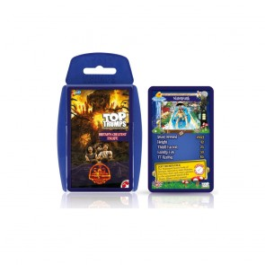 promotional custom top trumps games WNM-TOPTRUMP
