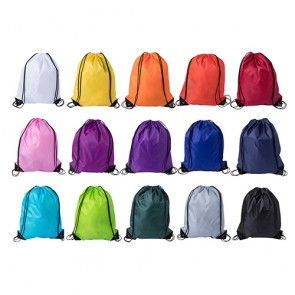 promotional drawstring sports bag ADP-40632998