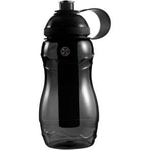 promotional drinking bottle with compass IME-7539