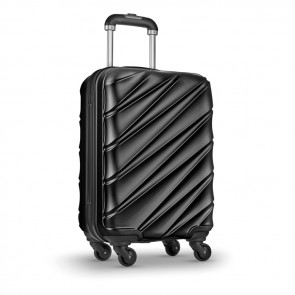 promotional dubai pet hard shell trolley suitcases MOB-MO9452