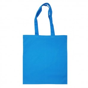 promotional 5oz colour cotton shopper bags BAT-CAL2C