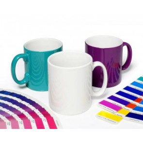 promotional durham colour coat mug LSW-12155DUR