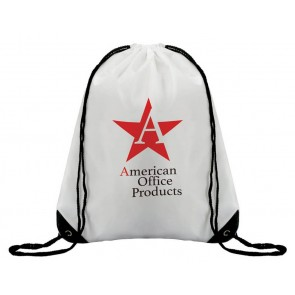 promotional economy drawstring bags  SEU-LE7363