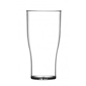 promotional economy tulip pint glasses SEU-HP8798