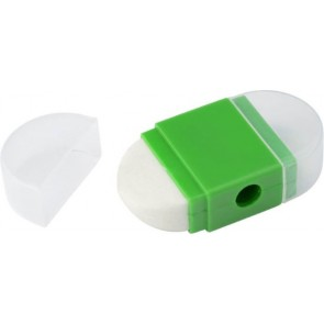 promotional eraser with pencil sharpeners IME-6458