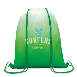 promotional fade bag 210d polyester drawstring bag MOB-MO9560