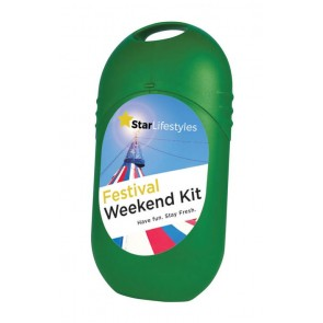 promotional festival weekend kits SEU-HP8979-0122